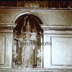 Fotografía antigua: MALLORCA, SOLANITX, 1915. FOTO: SALVANY - NONELL. .CRISTAL POSITIVO ESTEREO 6X13 CM.. Lote 29078424