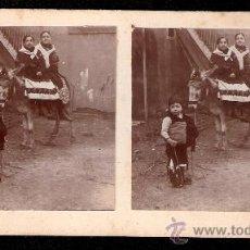 Fotografía antigua: TIPOS ARAGONESES - LOTE 2 FOTOS - VER FOTOS ADICIOPNALES - (F-157). Lote 29622118
