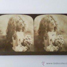 Fotografía antigua: FOTOGRAFIA ESTEROSCOPICA ,- SERIES IMPERIAL ,- FOTOGRAFIA EROTICA. Lote 30379883