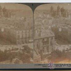 Old photograph - Cádiz. Fotografía estereoscópica editada por la casa americana Underwood. Circa 1900 - 30551230