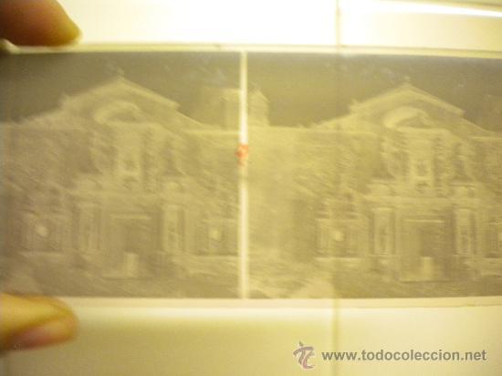 Fotografía antigua: Lote de 12 cristales del Monasterio de Poblet (Tarragona) 6x 13m. 1912. - Foto 7 - 30878308
