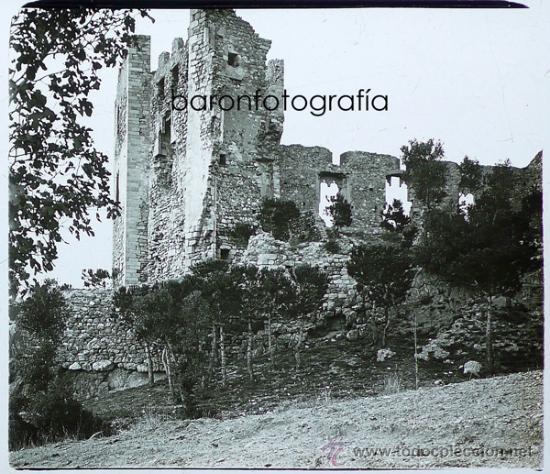 La roca del vall s restos del castillo 1912 39 s comprar - Piscina la roca del valles ...