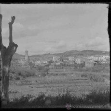 Fotografía antigua: PUEBLO. CATALUNYA. PROVABLEMENTE MARESME. C. 1910. Lote 31604167