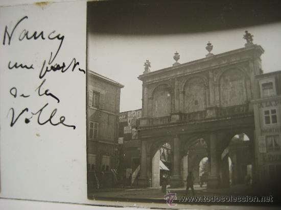 Fotografía antigua: LOTE 7 CRISTLES ESTEREOSCÓPICOS NANCY,FRANCIA.PP S.XX.,PERSONAS DE ÉPOCA - Foto 6 - 31644483