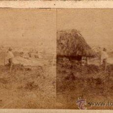 Fotografía antigua: VISTAS CUBANAS, VISTA DEL PUERTO Y CIUDAD DE MATANZAS DESDE EL CERRO. Lote 32167656