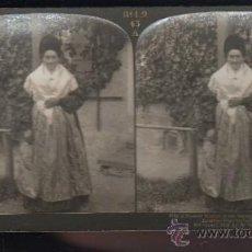Fotografía antigua: FOTOGRAFIA. H.C. WHITE CO. 2264 A PEASANT WOMAN IN HER SUNAY AND FESTIVAL COSTUME, BAVARIAN HIGHLAND. Lote 32326580