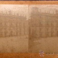 Fotografía antigua: ESTEREOSCÓPICA DE GRANADA, AYUNTAMIENTO. Lote 32357668