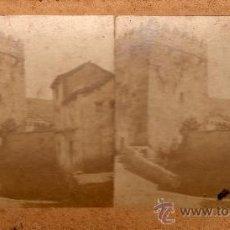 Fotografía antigua: ESTEREOSCÓPICA DE GRANADA. Lote 32357681
