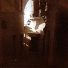 Fotografía antigua: PLACA ESTEREOSCOPICA CRISTAL (FOTO EXPOSICIO). Lote 34108025