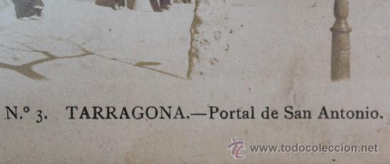 Fotografía antigua: ANTIGUAS FOTOGRAFIAS ESTEREOSCOPICAS : PALMA DE MALLORCA – TARRAGONA – TOLEDO – VALENCIA - Foto 4 - 34523275