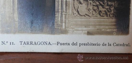 Fotografía antigua: ANTIGUAS FOTOGRAFIAS ESTEREOSCOPICAS : PALMA DE MALLORCA – TARRAGONA – TOLEDO – VALENCIA - Foto 2 - 34523275