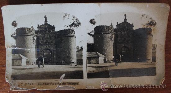 Fotografía antigua: ANTIGUAS FOTOGRAFIAS ESTEREOSCOPICAS : PALMA DE MALLORCA – TARRAGONA – TOLEDO – VALENCIA - Foto 30 - 34523275