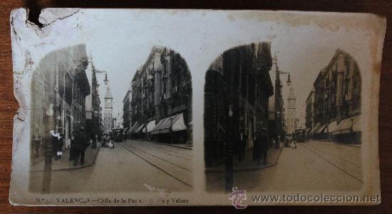 Fotografía antigua: ANTIGUAS FOTOGRAFIAS ESTEREOSCOPICAS : PALMA DE MALLORCA – TARRAGONA – TOLEDO – VALENCIA - Foto 28 - 34523275