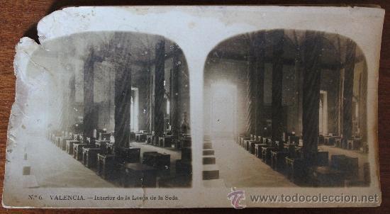 Fotografía antigua: ANTIGUAS FOTOGRAFIAS ESTEREOSCOPICAS : PALMA DE MALLORCA – TARRAGONA – TOLEDO – VALENCIA - Foto 19 - 34523275