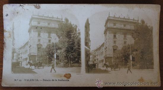 Fotografía antigua: ANTIGUAS FOTOGRAFIAS ESTEREOSCOPICAS : PALMA DE MALLORCA – TARRAGONA – TOLEDO – VALENCIA - Foto 16 - 34523275