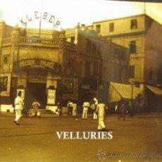 Fotografía antigua: EL CAIRO. EGIPTO. KEBLER PALACE CINEMA. HACIA 1925-1930. ESTEREO POSITIVO. CRISTAL 6 X 13 CM. Lote 35476853