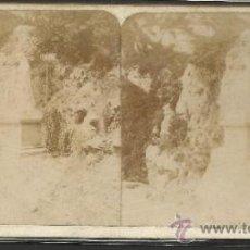 Fotografía antigua: MONTSERRAT - (F-321). Lote 35813610