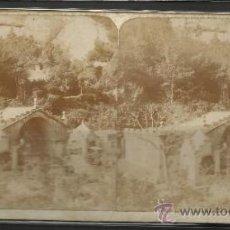 Fotografía antigua: MONTSERRAT - (F-327). Lote 35813769