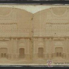 Fotografía antigua: MONTSERRAT - FRONTISCIPIO DE LA BASILICA - (F-330). Lote 35813863