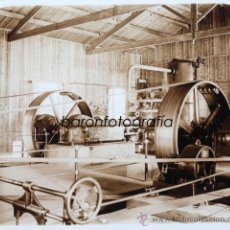 Fotografía antigua: TOSSES, ENTRE RIBES Y MOLINA PROV. GIRONA, OBRAS DEL TUNEL, 1915'S CRISTAL POSITIVO ESTEREO 6X13 FXP. Lote 35884297