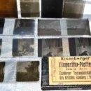 Fotografía antigua: LOTE 14 NEGATIVOS ESTEREOSCOPICOS...PLACAS ESTEREOSCOPICAS CRISTAL..ESINBERGER..ESTEREO FOTOS. Lote 36174949