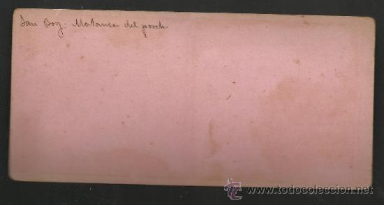 Fotografía antigua: LOTE 4 FOTOS ESTEREOS DE SAN BOY MATANSA DEL PORCH- VER FOTOS ADIC. MED.8X17 CM. - (F-345) - Foto 6 - 36617042
