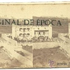 Fotografía antigua - (ES-62)FOTOGRAFIA ESTEREOSCOPICA ALREDEDORES DE BARCELONA - 37511977