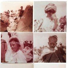 Fotografía antigua: MELILLA, AÑO 1913-14. LOTE DE 21 CRISTALES POSITIVOS ESTEREO 10,4X4,3 CM. MUY INTERESANTE. Lote 38170269