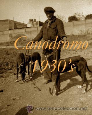 Fotografía antigua: CANODROMO - LES CORTS - BARCELONA - 1930S - 4 NEGATIVOS - Foto 2 - 38874934