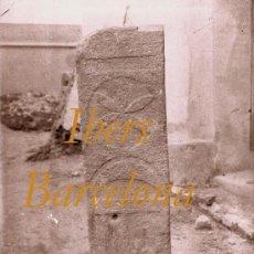 Fotografía antigua: BADALONA - IBEROS - IBERS - 1935 - 2 NEGATIUS DE VIDRE. Lote 39242828