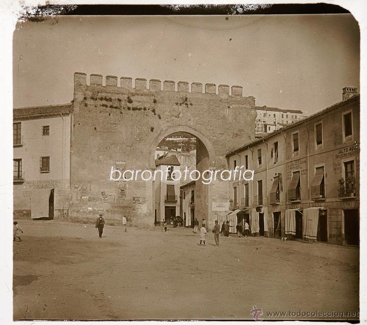 LOCALIZACIÓN DESCONOCIDA, 1915'S. CRISTAL POSITIVO ESTEREO 6X13 CM. (Fotografía Antigua - Estereoscópicas)