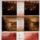 Fotografía antigua: SAU. VILANOVA Y SANT ROMÀ, LOTE DE 11 CRISTALES POSITIVOS ESTEREO 10,4X4,3 CM.. Lote 40083424