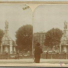 Fotografía antigua: BARCELONA - 3 DE MAYO DE 1903 -(F-502). Lote 40091885