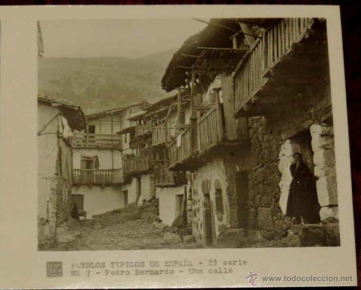 Antigua fotografia estereoscopica de pedro bern comprar - Casas gratis en pueblos de espana ...