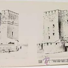 Fotografía antigua: ANTIGUA FOTO ESTEREOSCOPICA DE CORDOBA - 6 X 13 CMS - RELLEY - EL ESCANER TOMADO NO HACE JUSTICIA A . Lote 38237200
