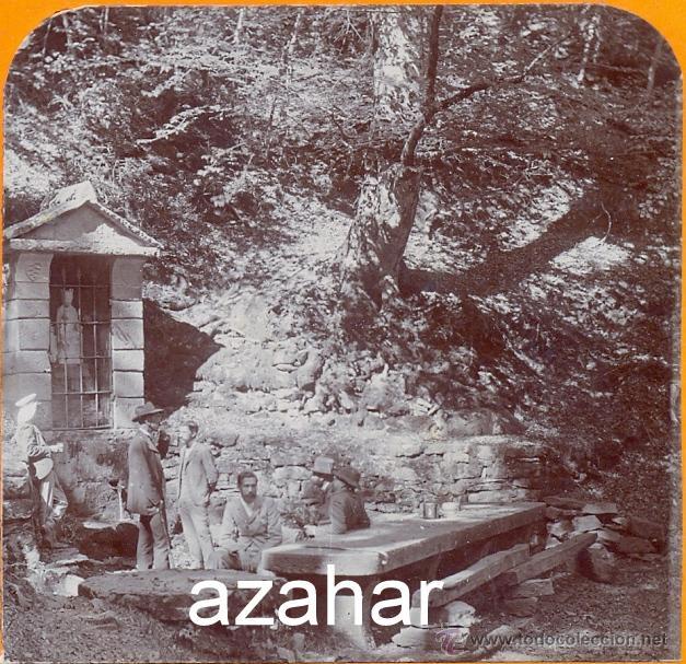 Fotografía antigua: TAVERTET, OSONA, FONT DE RAJOLS, RARISIMA - Foto 2 - 42146535
