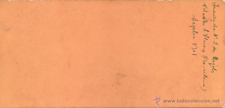 Fotografía antigua: TAVERTET, OSONA, FONT DE RAJOLS, RARISIMA - Foto 3 - 42146535