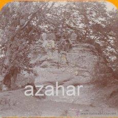Fotografía antigua: TAVERTET, OSONA, COLL DE RAJOLS, RARISIMA. Lote 42533492
