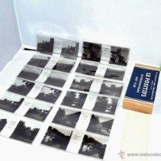 Fotografía antigua: LOTE 12 FOTOS ESTEREOSCOPICAS ORIGINALES, PAISAJES,..AÑO 1940..PAIS VASCO FRANCES..GRAN ESTADO. Lote 42819338