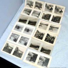 Fotografía antigua: LOTE 12 FOTOS ESTEREOSCOPICAS, PAISAJES-RETRATOS DE LOS ALPES, ..ORIGINALES AÑOS 50..BUEN ESTADO... Lote 42991070