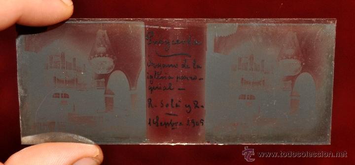 Fotografía antigua: LOTE DE 9 CAJAS CON CRISTALES ESTEREOSCÓPICOS. ALREDEDOR DE 200 CRISTALES - Foto 15 - 44052478