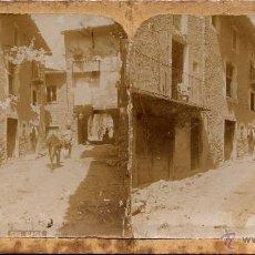 Fotografía antigua: BAGÁ (BARCELONA).- COLECCIÓN MONTSERRAT. Lote 44399367