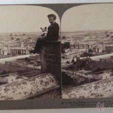 Fotografía antigua: VEINTISEIS FOTOGRAFIAS ESTEREOSCOPICAS ORIGINALES DESCRIPCION AMBAS CARAS. Lote 44710614