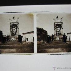 Fotografía antigua: ESTEROSCOPICA CRISTAL LA ALBUERA BADAJOZ ESTEROSCOPICAS ESTEROSCOPIA. Lote 46233942