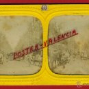 Fotografía antigua: FOTOGRAFIA ESTEREOSCOPICA, FOTO FRANCIA , MARSELLA BOULEVARD , ILUMINADA , ORIGINAL , A40. Lote 46626813
