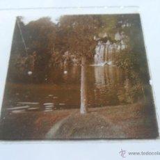 Fotografía antigua: FOTOGRAFIA ESTEREOSCOPÌCAS ESTEREO EN CRISTAL PRINCIPIOS SIGLO XX PARQUE MONUMENTO. Lote 47002415