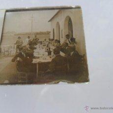 Fotografía antigua: FOTOGRAFIA ESTEREOSCOPÌCAS ESTEREO EN CRISTAL PRINCIPIOS SIGLO XX TIRO PICHON O CONCURSO HIPICO. Lote 47002521