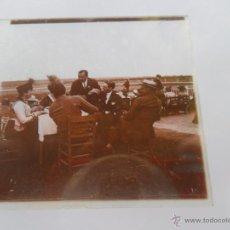 Fotografía antigua: FOTOGRAFIA ESTEREOSCOPÌCAS ESTEREO EN CRISTAL PRINCIPIOS SIGLO XX TIRO PICHON O CONCURSO HIPICO. Lote 47002546