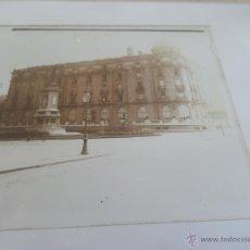 Fotografía antigua: FOTOGRAFIA ESTEREOSCOPICA EN CRISTAL PRINCIPIOS DEL SIGLO XX HOTEL MARIA CRISTINA SAN SEBASTIAN. Lote 47326369