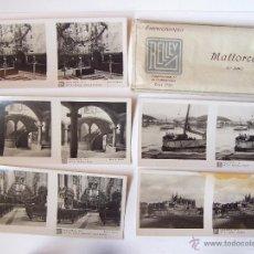 Fotografía antigua: ESTUCHE CON 15 VISTAS ESTEROSCÓPICAS DE MALLORCA 2º SERIE. J. CODINA1925. ESTUCHE Nº11. Lote 47332054